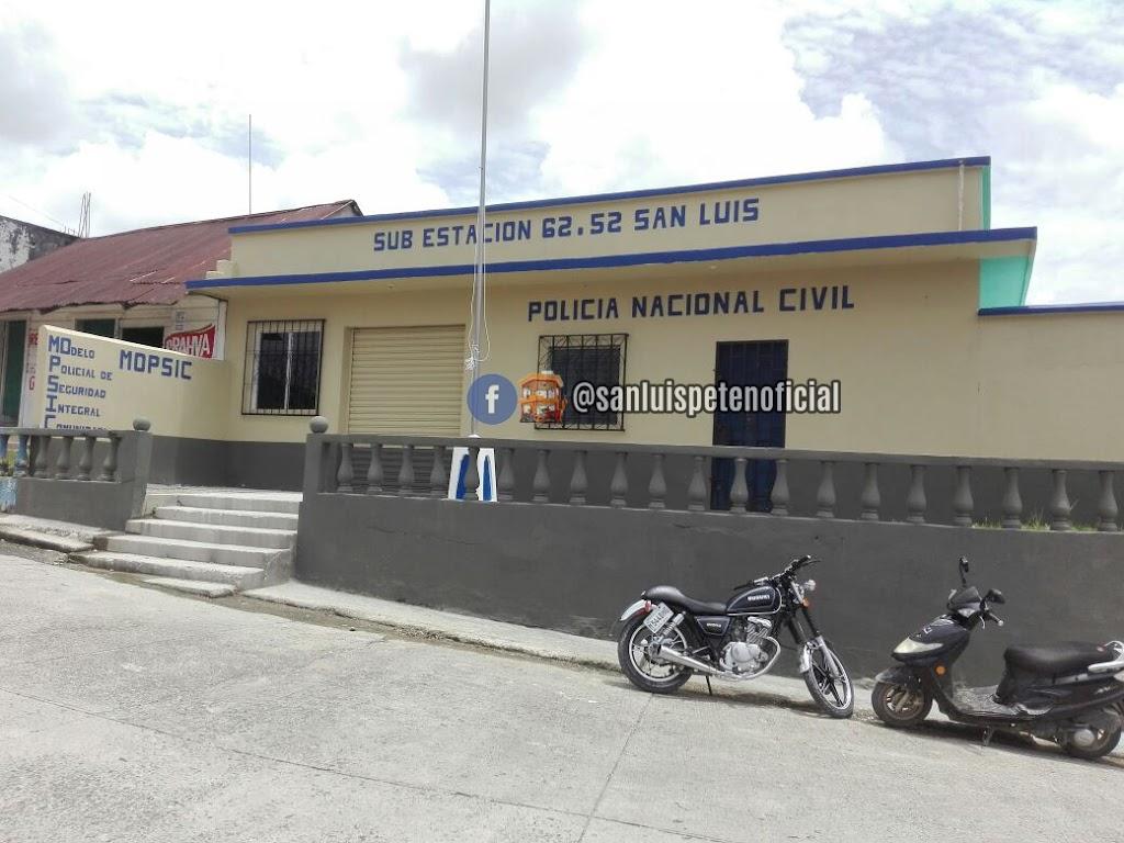 Sede de la Policía Nacional Civil de San Luis Petén, cambiará de ubicación.