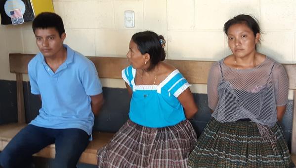 Juez sentencia a 20 años de prisión a sindicados del asesinato de Domingo Choc